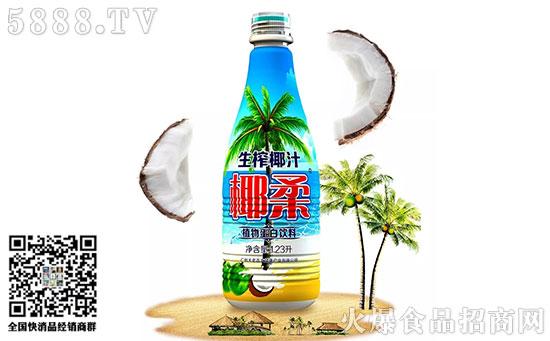 王老吉椰汁新品